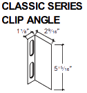CLASSIC SERIES CLIP ANGLE
