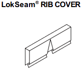 LokSeam® RIB COVER