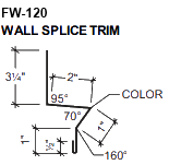 WALL SPLICE TRIM
