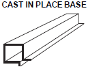 Cast In Place Base